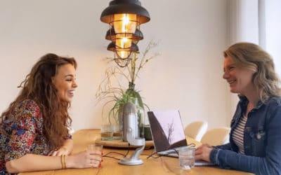 Podcast #01: Wat drijft videoproducent Isabelle van den Boomen om te doen wat zij doet als eigenaar van Isa Music & Media?